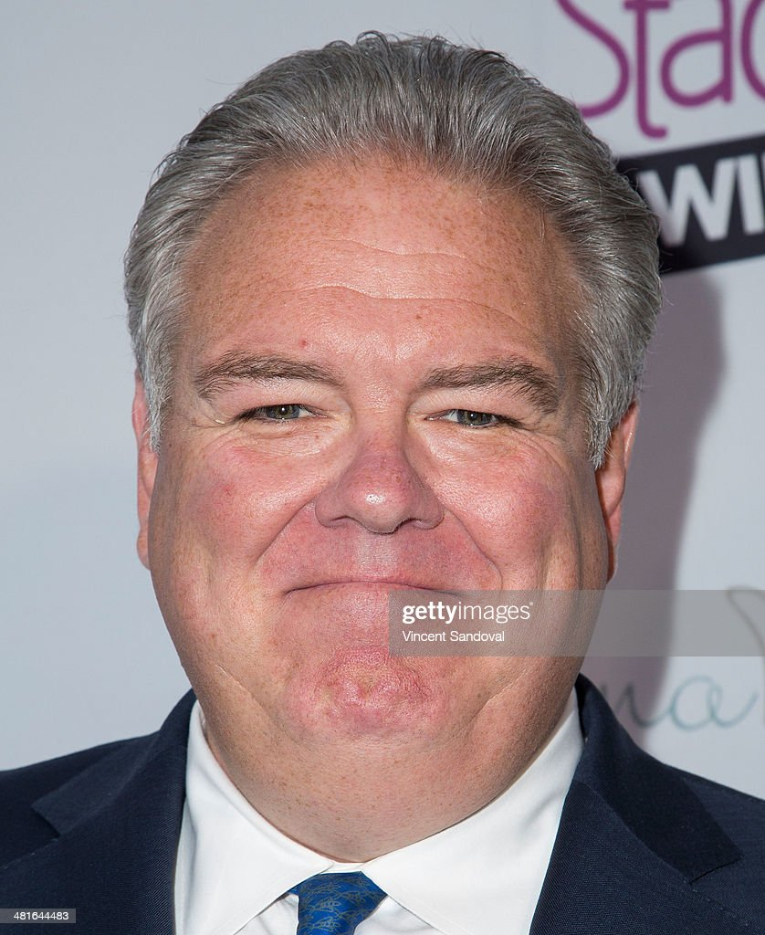Actor Jim O'Heir attends the Tuberous Sclerosis Alliance's Comedy For A Cure benefit at Lure on March 30, 2014 in Hollywood, California.