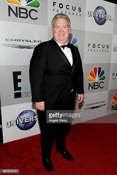 Actor Jim O'Heir attends the Universal NBC Focus Features E sponsored by Chrysler viewing and after party with Gold Meets Golden held at The Beverly...