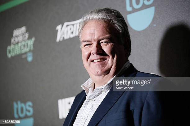 Actor Jim O'Heir attends Variety's 5th annual Power of Comedy presented by TBS benefiting the Noreen Fraser Foundation at The Belasco Theater on...