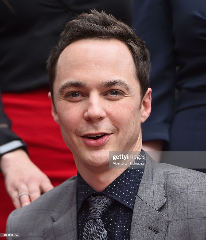 Jim Parsons Honored On...