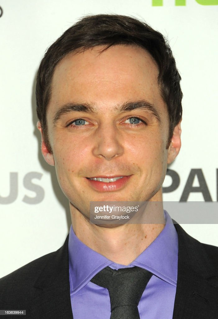 Actor <a gi-track='captionPersonalityLinkClicked' href=/galleries/search?phrase=Jim+Parsons&family=editorial&specificpeople=2480791 ng-click='$event.stopPropagation()'>Jim Parsons</a> attends the 30th Annual PaleyFest: The William S. Paley Television Festival honors The Big Bang Theory held at Saban Theatre on March 13, 2013 in Beverly Hills, California.
