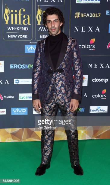 Actor Jim Sarbh attends the 2017 International Indian Film Academy Festival at MetLife Stadium on July 14 2017 in East Rutherford New Jersey