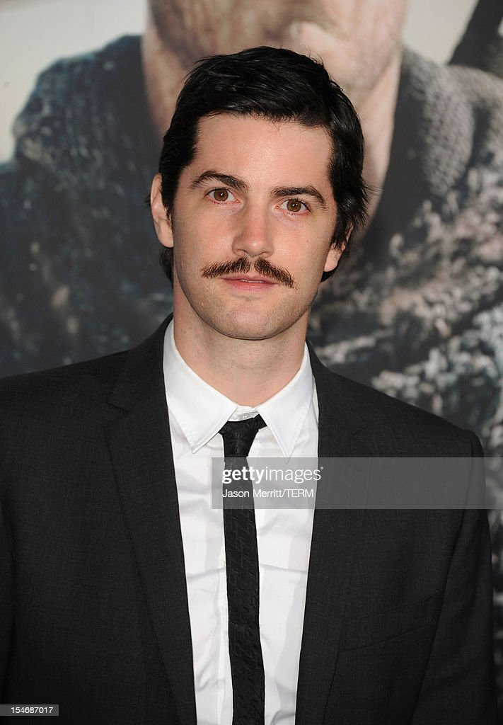 Actor <a gi-track='captionPersonalityLinkClicked' href=/galleries/search?phrase=Jim+Sturgess&family=editorial&specificpeople=4489740 ng-click='$event.stopPropagation()'>Jim Sturgess</a> arrives at Warner Bros. Pictures' 'Cloud Atlas' premiere at Grauman's Chinese Theatre on October 24, 2012 in Hollywood, California.