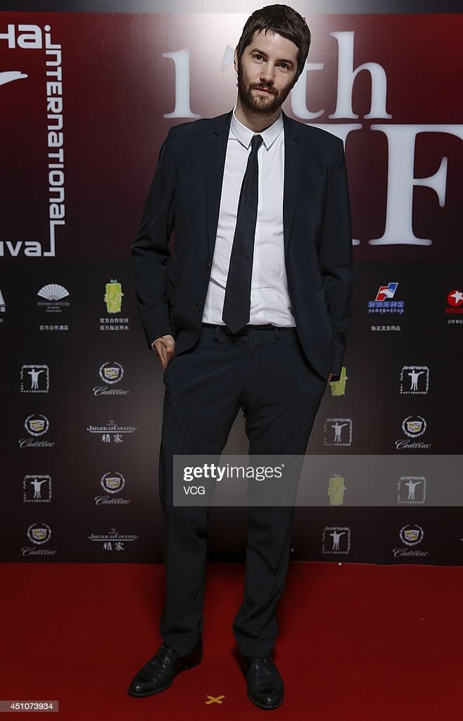 Actor <a gi-track='captionPersonalityLinkClicked' href=/galleries/search?phrase=Jim+Sturgess&family=editorial&specificpeople=4489740 ng-click='$event.stopPropagation()'>Jim Sturgess</a> attends closing and award ceremony of 17th Shanghai International Film Festival at Shanghai Grand Theatre on June 22, 2014 in Shanghai, China.