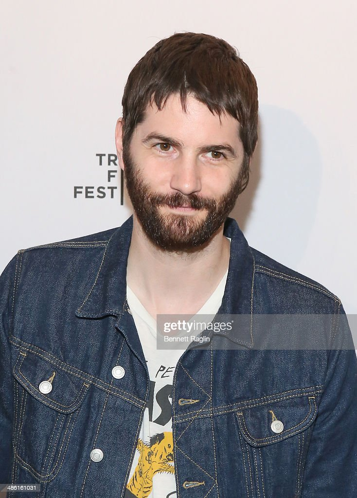 Actor Jim Sturgess attends the screening of 'Electric Slide' during the 2014 Tribeca Film Festival at Chelsea Bow Tie Cinemas on April 22, 2014 in New York City.
