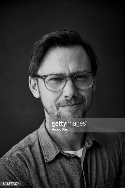 Actor Jimmi Simpson from HBO's 'Westworld' poses for a portrait during ComicCon 2017 at Hard Rock Hotel San Diego on July 21 2017 in San Diego...