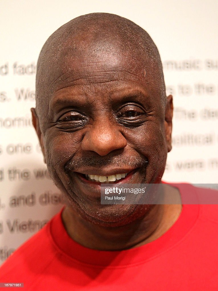 Actor Jimmie Walker poses for a photo during a discussion about his book 'Dynomite! Good Times, Bad Times, Our Times - A Memoir' at McGowan Theater on May 3, 2013 in Washington, DC.