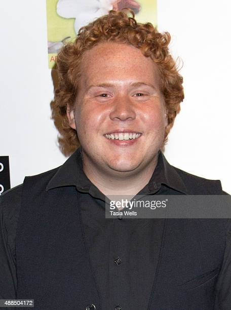 Actor Jimmy Bellinger arrives at Premiere Party For 'Liv Out Loud' at Akbar on September 14 2015 in Los Angeles California