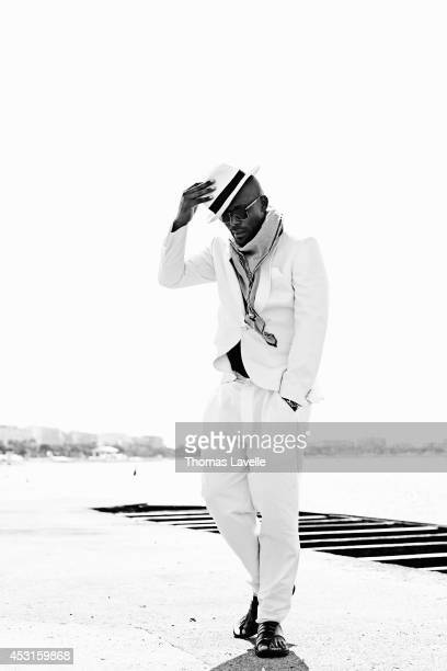 Actor Jimmy Jean Louis is photographed for Self Assignment on May 22 2014 in Cannes France