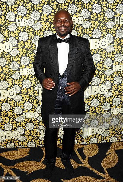 Actor Jimmy JeanLouis attends HBO's post 2016 Golden Globe Awards party at Circa 55 Restaurant on January 10 2016 in Los Angeles California