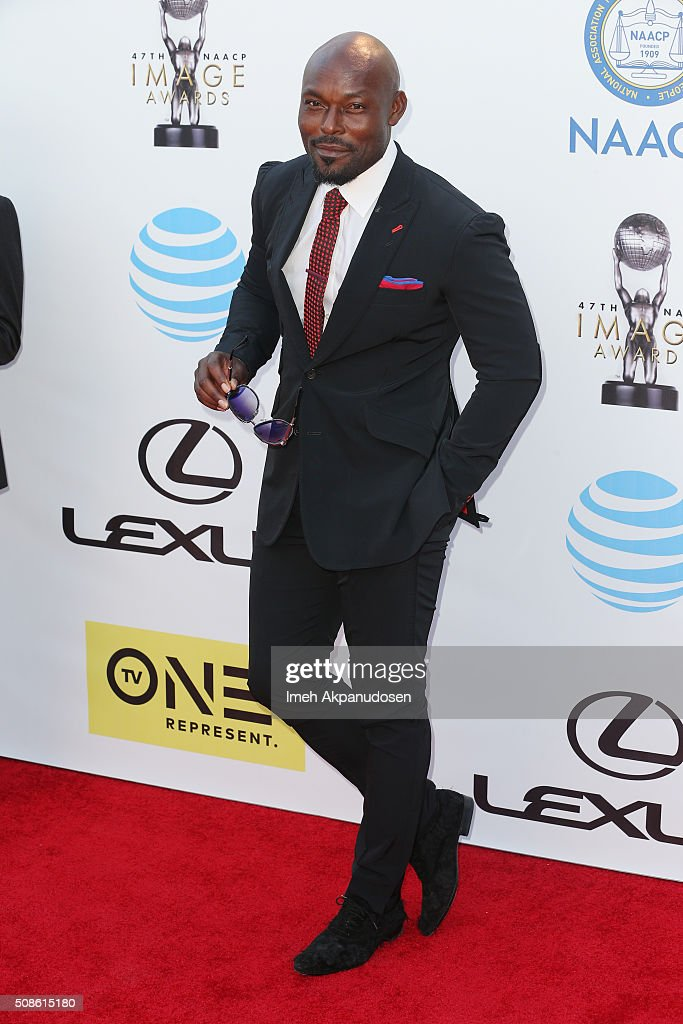 Actor <a gi-track='captionPersonalityLinkClicked' href=/galleries/search?phrase=Jimmy+Jean-Louis&family=editorial&specificpeople=705397 ng-click='$event.stopPropagation()'>Jimmy Jean-Louis</a> attends the 47th NAACP Image Awards presented by TV One at Pasadena Civic Auditorium on February 5, 2016 in Pasadena, California.