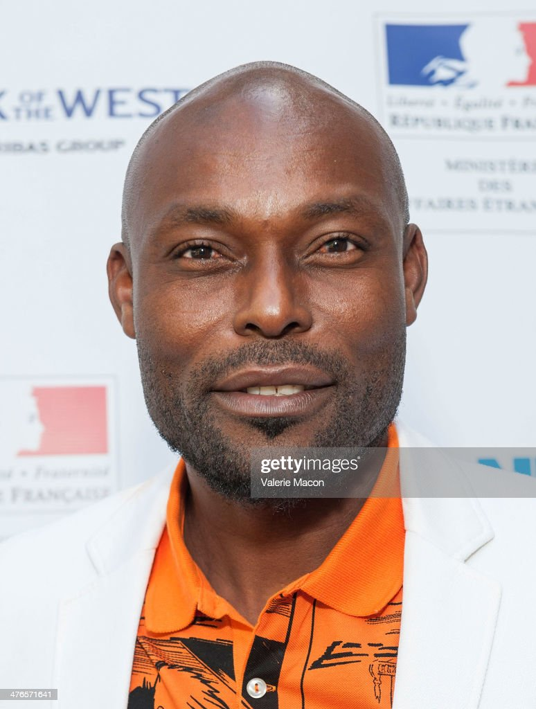 Actor <a gi-track='captionPersonalityLinkClicked' href=/galleries/search?phrase=Jimmy+Jean-Louis&family=editorial&specificpeople=705397 ng-click='$event.stopPropagation()'>Jimmy Jean-Louis</a> attends The Consul General Of France, Mr. Axel Cruau, Honors The French Nominees For The 86th Annual Academy Awards party on March 3, 2014 in Beverly Hills, California.