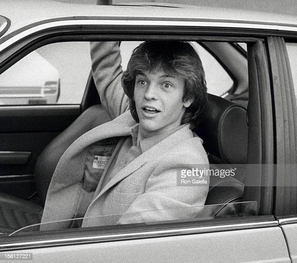 Actor Jimmy McNichol attending 'California Bilateral Nuclear Weapons Freeze Initiative' on January 10 1982 at Bud Yorkin's home in Beverly Hills...