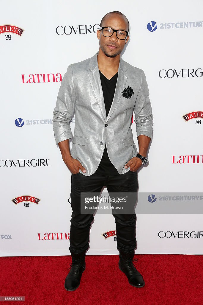 Actor Jimmy R.O. Smith attends Latina Magazine's 'Hollywood Hot List' Party at The Redbury Hotel on October 3, 2013 in Hollywood, California.