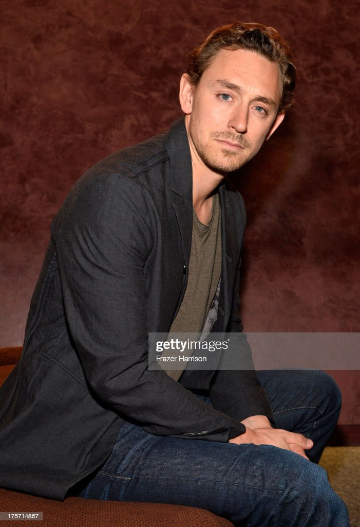 Actor J.J Feild attends TheWrap's Indie Series Screening of 'Austenland' at the Landmark Theater on August 6, 2013 in Los Angeles, California.