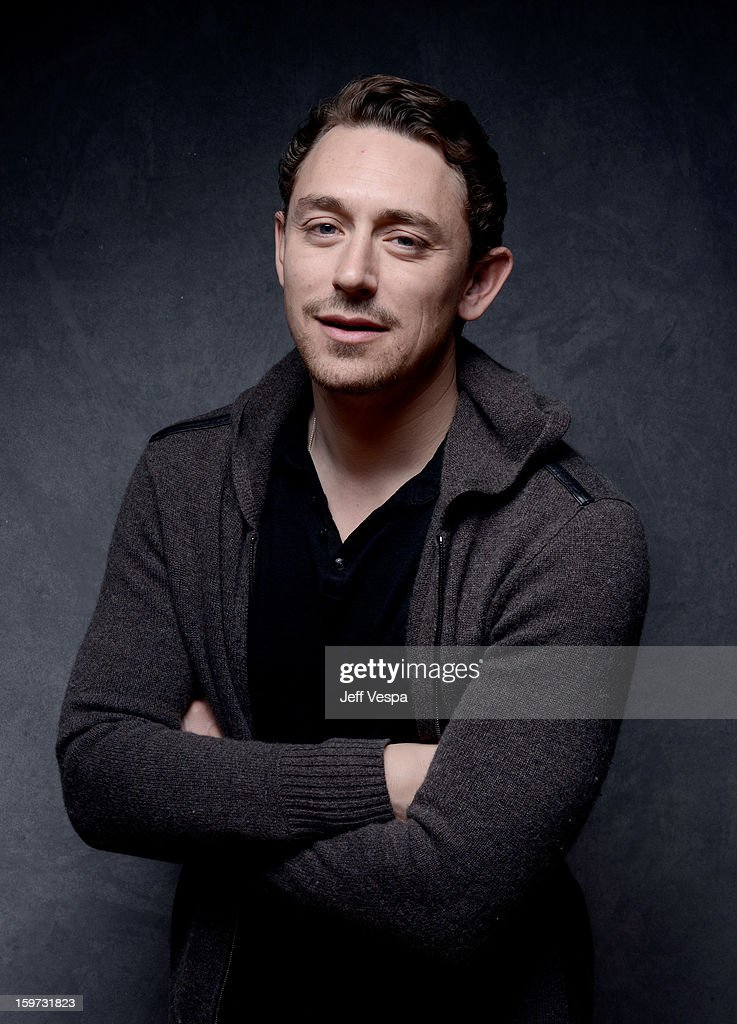Actor <a gi-track='captionPersonalityLinkClicked' href=/galleries/search?phrase=JJ+Feild&family=editorial&specificpeople=3212976 ng-click='$event.stopPropagation()'>JJ Feild</a> poses for a portrait during the 2013 Sundance Film Festival at the WireImage Portrait Studio at Village At The Lift on January 19, 2013 in Park City, Utah.