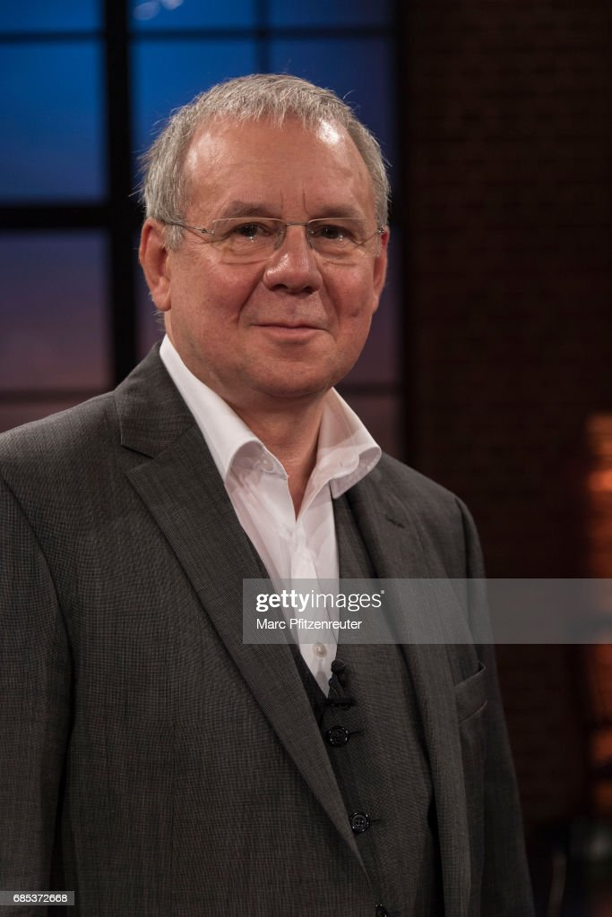 Actor Joachim Krol attends the 'Koelner Treff' TV Show at the WDR Studio on May 19, 2017 in Cologne, Germany.