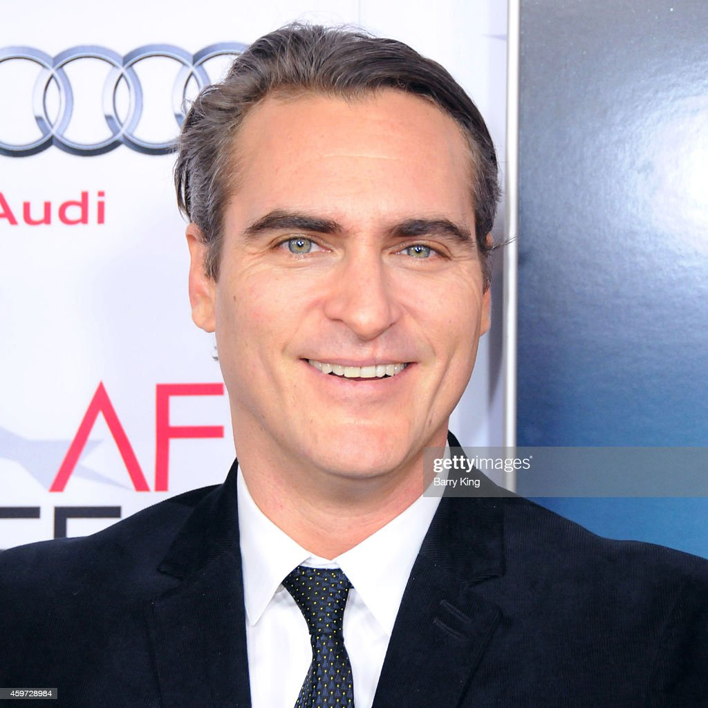 Actor <a gi-track='captionPersonalityLinkClicked' href=/galleries/search?phrase=Joaquin+Phoenix&family=editorial&specificpeople=215391 ng-click='$event.stopPropagation()'>Joaquin Phoenix</a> arrives at AFI FEST 2014 Presented by Audi - Gala Premiere of 'Inherent Vice' at the Egyptian Theatre on November 8, 2014 in Hollywood, California.