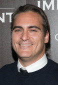 Actor Joaquin Phoenix attends the Dior Vanity Fair with The Cinema Society host the premiere of The Weinstein Company's 'The Immigrant' at The Paley...