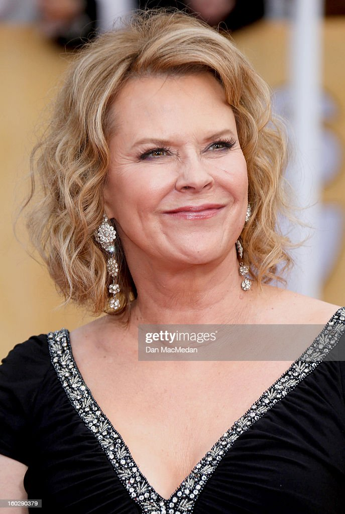 Actor JoBeth Williams arrives at the 19th Annual Screen Actors Guild Awards at the Shrine Auditorium on January 27, 2013 in Los Angeles, California.