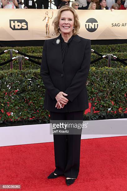 Actor JoBeth Williams attends the 23rd Annual Screen Actors Guild Awards at The Shrine Expo Hall on January 29 2017 in Los Angeles California