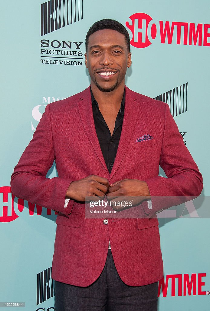 Actor Jocko Sims attends Showtime's 'Masters Of Sex' Season 2 - 2014 Summer TCA Press Tour Event at Sony Pictures Studios on July 16, 2014 in Culver City, California.
