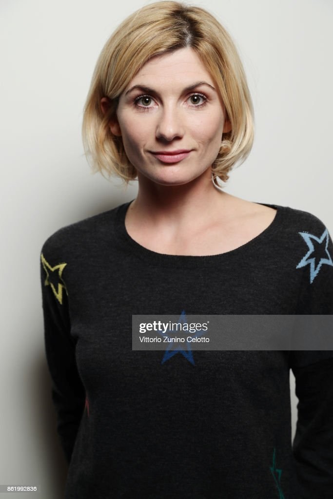 Actor Jodie Whittaker is photographed during the 61st BFI London Film Festival on October 12, 2017 in London, England.
