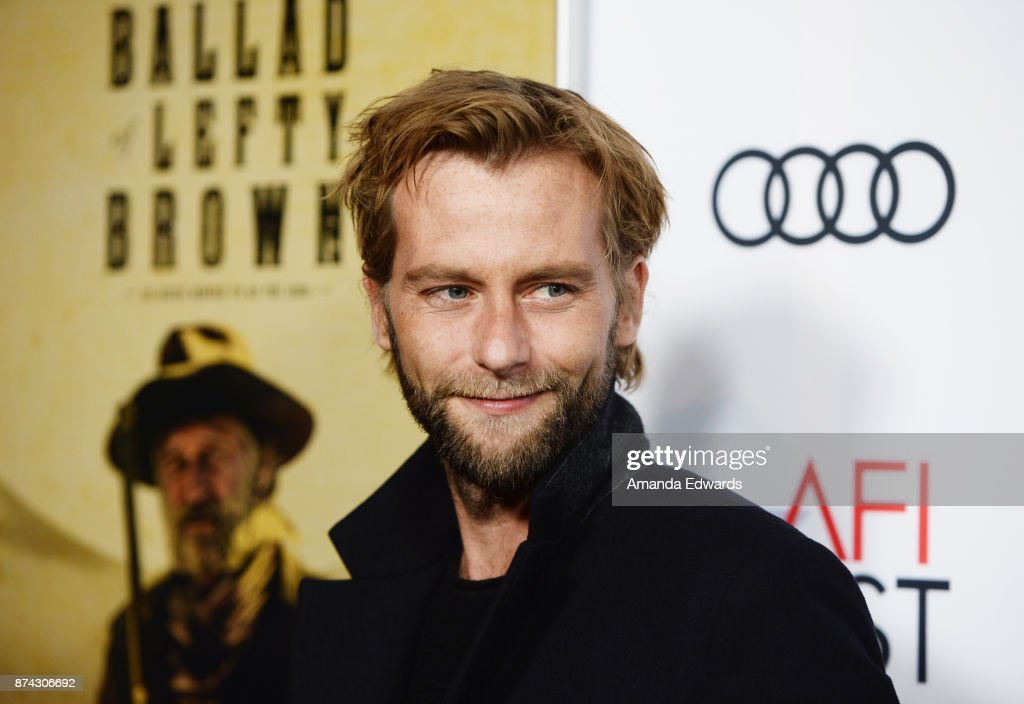 Actor Joe Anderson arrives at the AFI FEST 2017 Presented By Audi screening of 'The Ballad Of Lefty Brown' at the Egyptian Theatre on November 14, 2017 in Hollywood, California.