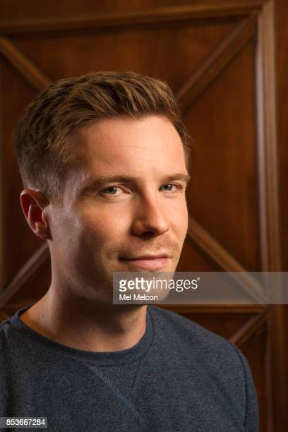 Actor Joe Dempsie is photographed for Los Angeles Times on July 12 2017 in Los Angeles California PUBLISHED IMAGE CREDIT MUST READ Mel Melcon/Los...