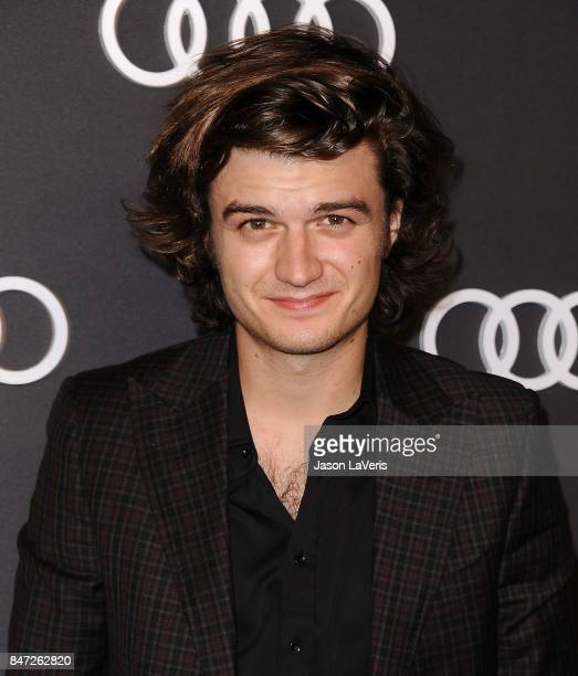 Actor Joe Keery attends the Audi celebration for the 69th Emmys at The Highlight Room at the Dream Hollywood on September 14 2017 in Hollywood...