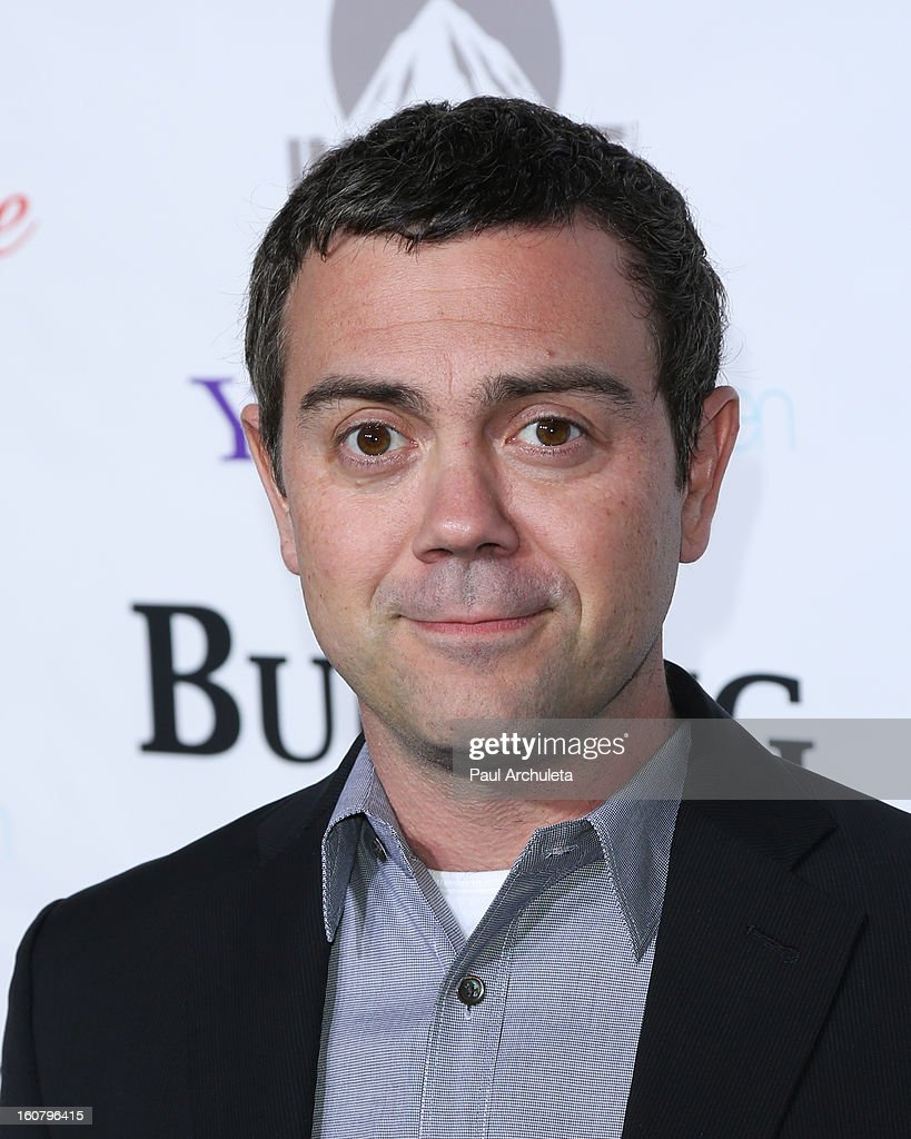 Actor Joe LoTruglio attends the 'Burning Love' Season 2 Los Angeles Premiere at Paramount Theater on the Paramount Studios lot on February 5, 2013 in Hollywood, California.