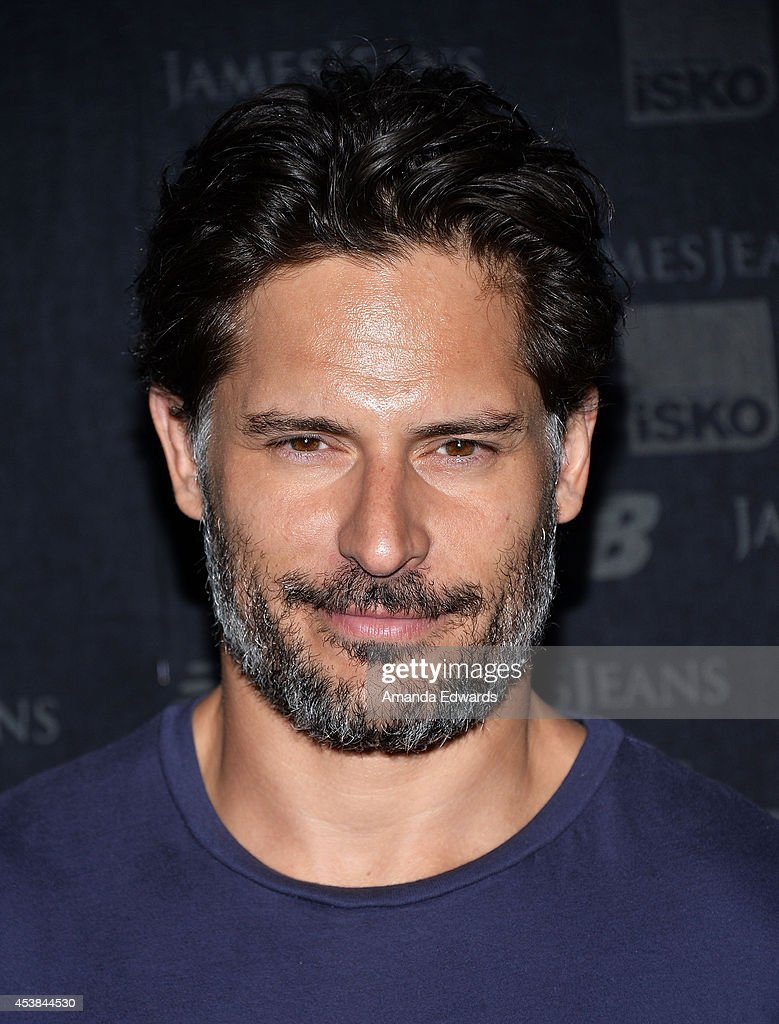 Actor <a gi-track='captionPersonalityLinkClicked' href=/galleries/search?phrase=Joe+Manganiello&family=editorial&specificpeople=2516889 ng-click='$event.stopPropagation()'>Joe Manganiello</a> arrives at a dance party with New Balance and James Jeans powered by ISKO at a private residence on August 19, 2014 in Beverly Hills, California.