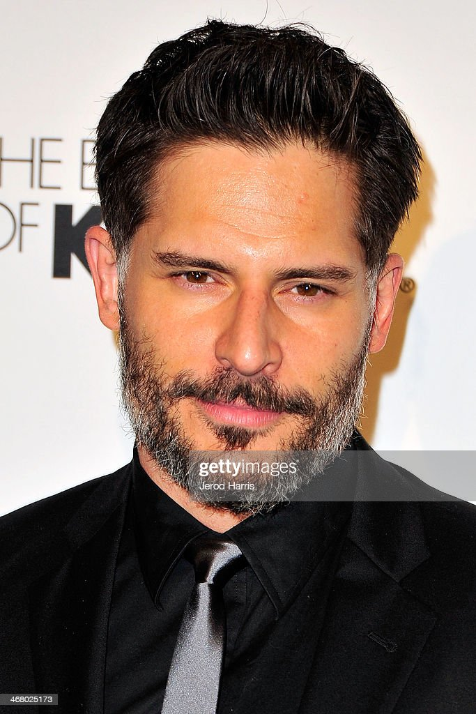 Actor <a gi-track='captionPersonalityLinkClicked' href=/galleries/search?phrase=Joe+Manganiello&family=editorial&specificpeople=2516889 ng-click='$event.stopPropagation()'>Joe Manganiello</a> arrives at the 18th Annual Art Directors Guild Excellence in Production Design Awards at The Beverly Hilton Hotel on February 8, 2014 in Beverly Hills, California.