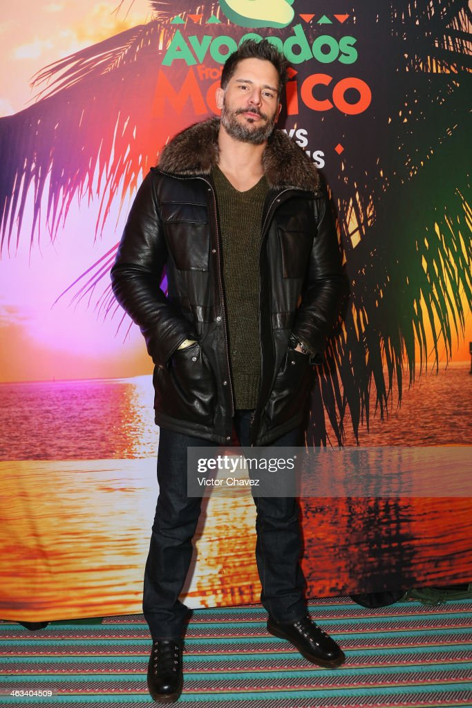 Actor Joe Manganiello attends Avocados From Mexico Film Festival Suite on January 17, 2014 in Park City, Utah.