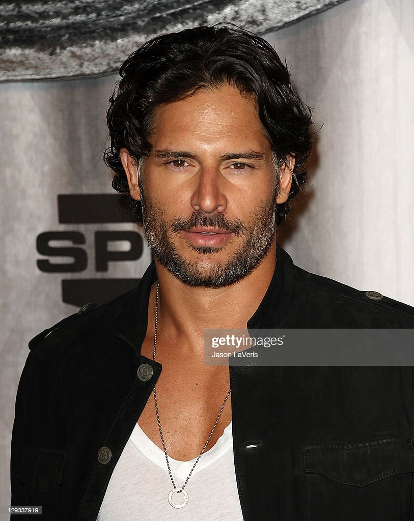 Actor Joe Manganiello attends Spike TV's 2011 Scream Awards at Gibson Amphitheatre on October 15, 2011 in Universal City, California.