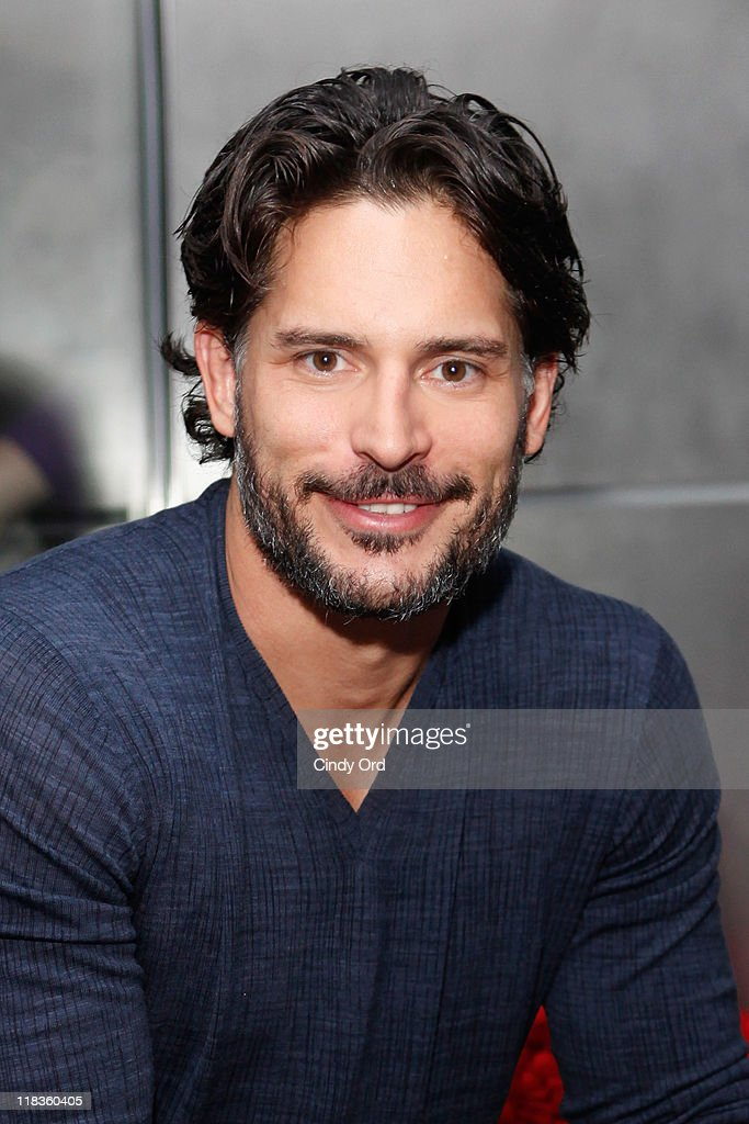 Actor Joe Manganiello Attends Summer Jam DJ Series At Living Room Bar Terrace W