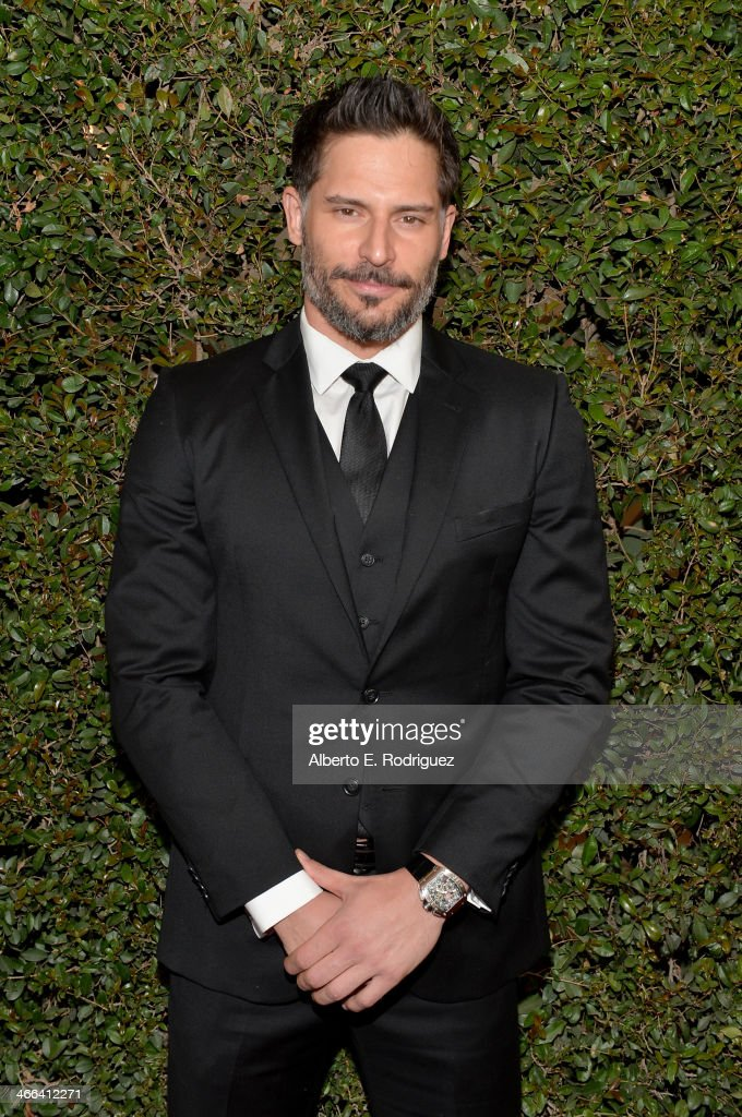 Actor <a gi-track='captionPersonalityLinkClicked' href=/galleries/search?phrase=Joe+Manganiello&family=editorial&specificpeople=2516889 ng-click='$event.stopPropagation()'>Joe Manganiello</a> attends the 2014 Writers Guild Awards L.A. Ceremony at J.W. Marriott at L.A. Live on February 1, 2014 in Los Angeles, California.