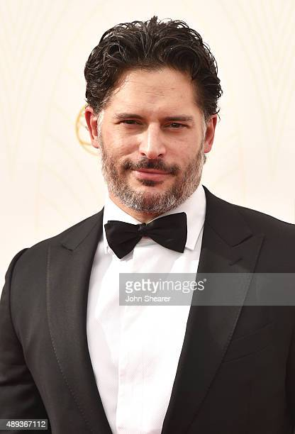 Actor Joe Manganiello attends the 67th Annual Primetime Emmy Awards at Microsoft Theater on September 20 2015 in Los Angeles California