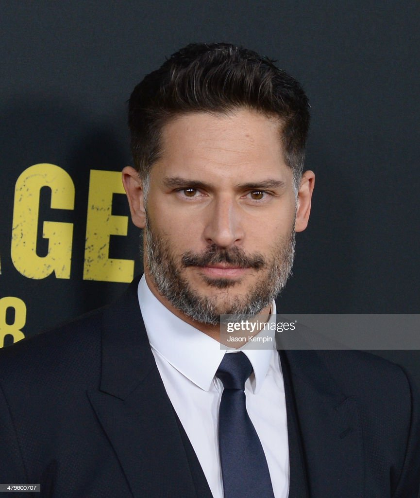 Actor <a gi-track='captionPersonalityLinkClicked' href=/galleries/search?phrase=Joe+Manganiello&family=editorial&specificpeople=2516889 ng-click='$event.stopPropagation()'>Joe Manganiello</a> attends the premiere of Open Road Films' 'Sabotage' at Regal Cinemas L.A. Live on March 19, 2014 in Los Angeles, California.
