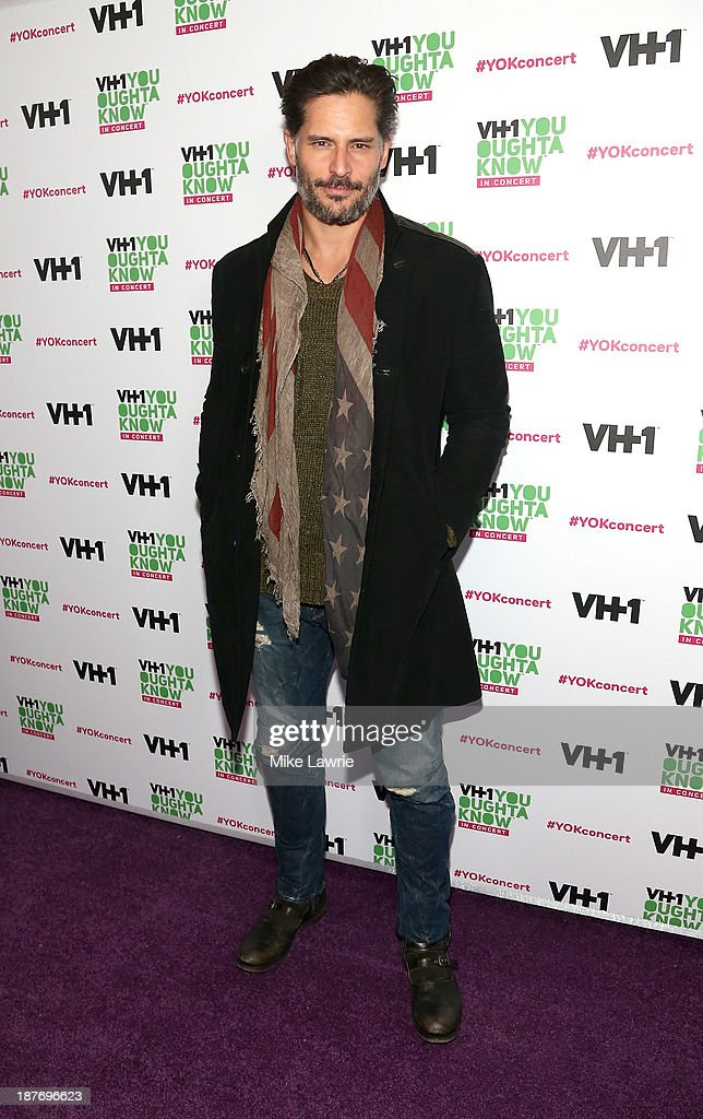 Actor <a gi-track='captionPersonalityLinkClicked' href=/galleries/search?phrase=Joe+Manganiello&family=editorial&specificpeople=2516889 ng-click='$event.stopPropagation()'>Joe Manganiello</a> attends VH1 'You Oughta Know In Concert' 2013 on November 11, 2013 at Roseland Ballroom in New York City.