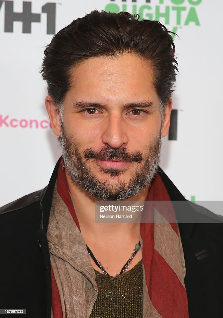 Actor Joe Manganiello attends VH1 'You Oughta Know In Concert' 2013 on November 11, 2013 at Roseland Ballroom in New York City.