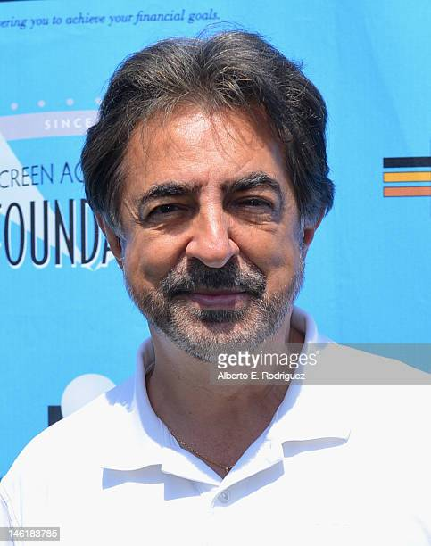 Actor Joe Mantegna arrives to the Screen Actors Guild Foundation's 3rd Annual LA Golf Classic at Lakeside Golf Club on June 11 2012 in Burbank...