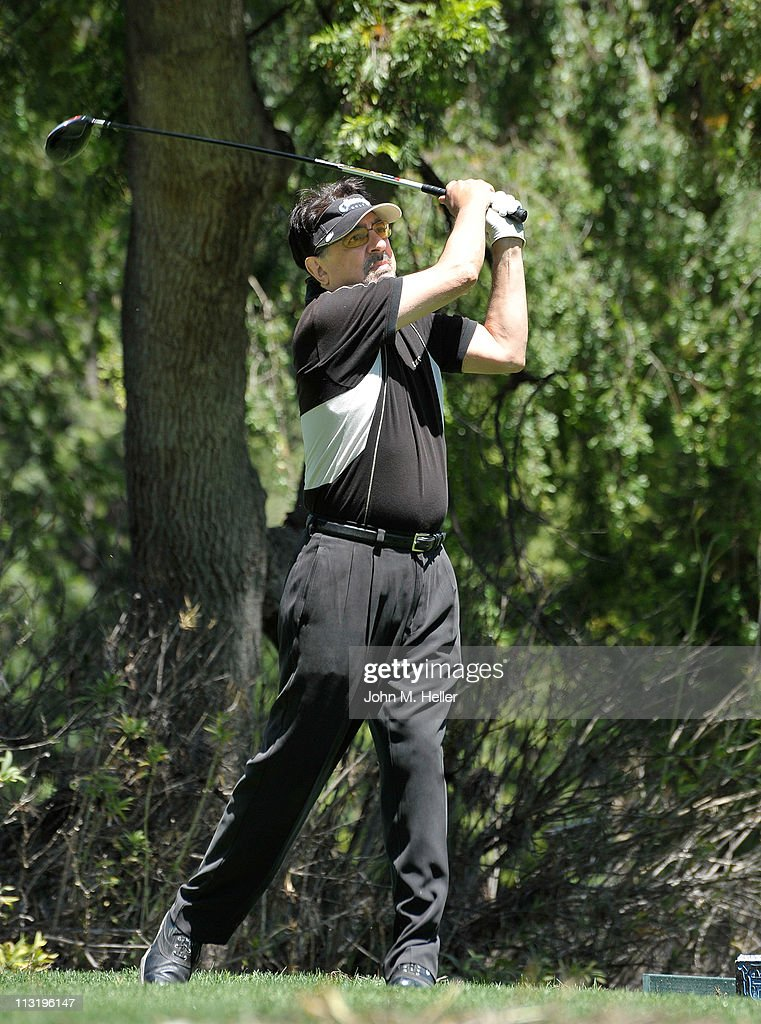 Actor <a gi-track='captionPersonalityLinkClicked' href=/galleries/search?phrase=Joe+Mantegna&family=editorial&specificpeople=207165 ng-click='$event.stopPropagation()'>Joe Mantegna</a> attends actor James Caan's Golf Tournament at El Caballero Country Club on April 25, 2011 in Tarzana, California.