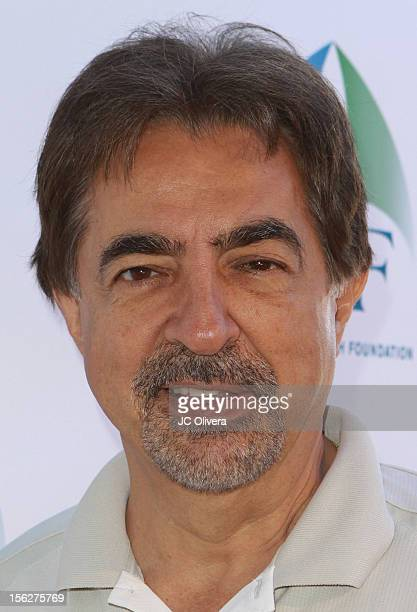 Actor Joe Mantegna attends Steve DiMarco Suzanne DeLaurentiis CoHost Celebrity Golf Classic To Benefit Melanoma Research Foundation at Lakeside Golf...