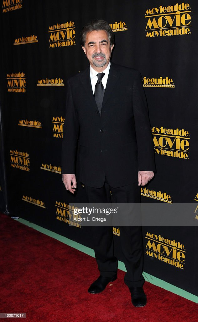 Actor <a gi-track='captionPersonalityLinkClicked' href=/galleries/search?phrase=Joe+Mantegna&family=editorial&specificpeople=207165 ng-click='$event.stopPropagation()'>Joe Mantegna</a> attends the 21st Annual Movieguide Awards held at the Universal Hilton Hotel on February 15, 2013 in Universal City, California.