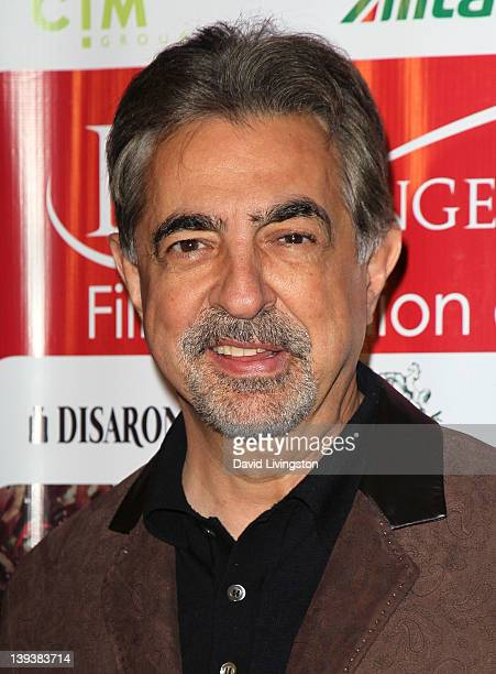 Actor Joe Mantegna attends the 7th Annual Los Angeles Italia Film Fashion and Art Festival opening night gala at Mann Chinese 6 on February 19 2012...