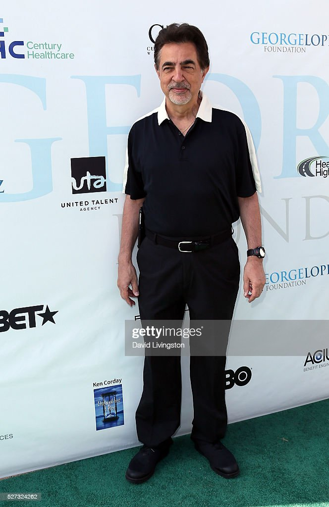 Actor Joe Mantegna attends the Ninth Annual George Lopez Celebrity Golf Classic at Lakeside Golf Club on May 2, 2016 in Burbank, California.