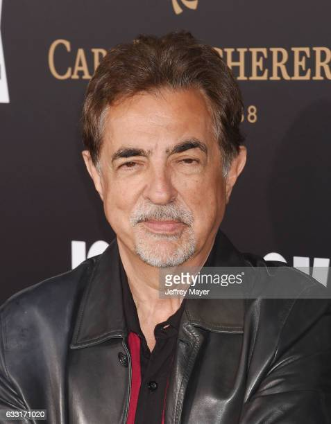 Actor Joe Mantegna attends the premiere of Summit Entertainment's 'John Wick Chapter Two' at ArcLight Cinemas on January 30 2017 in Hollywood...