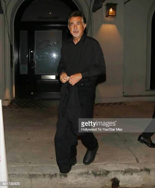 Actor Joe Mantegna is seen on August 14 2017 in Los Angeles CA