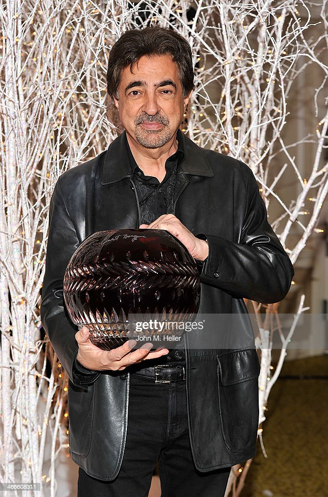 Actor <a gi-track='captionPersonalityLinkClicked' href=/galleries/search?phrase=Joe+Mantegna&family=editorial&specificpeople=207165 ng-click='$event.stopPropagation()'>Joe Mantegna</a> was the honoree of the 2nd annual Borgnine Movie Star Gala at the Sportman's Lodge on February 1, 2014 in Studio City, California.